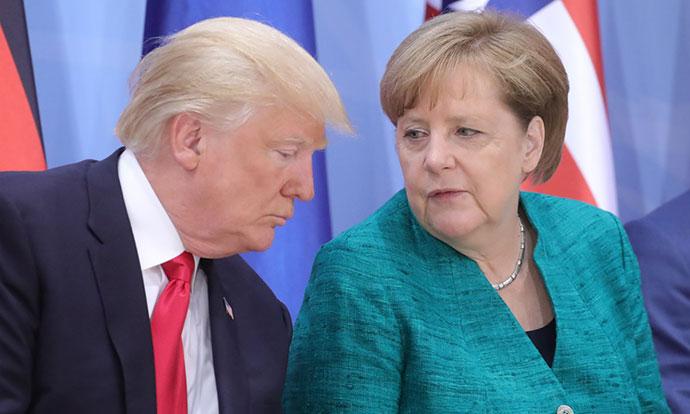 Меркел по изјавата на Трамп: НАТО ги штити сите свои членки, па и Црна Гора