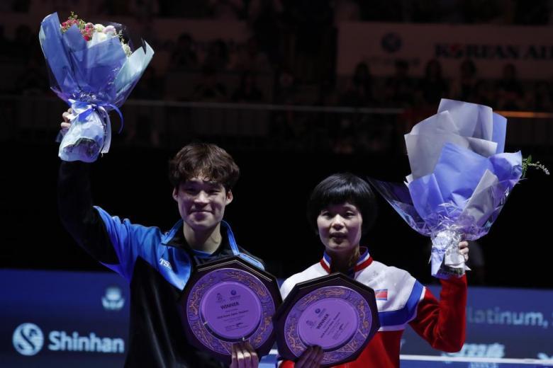 Спортот е посилен од политиката - Јужна и Северна Кореја обединети освоија историски медал
