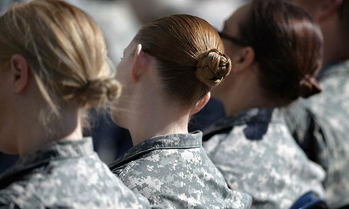 Марина Хирл е првата жена која ќе командува со американски маринци