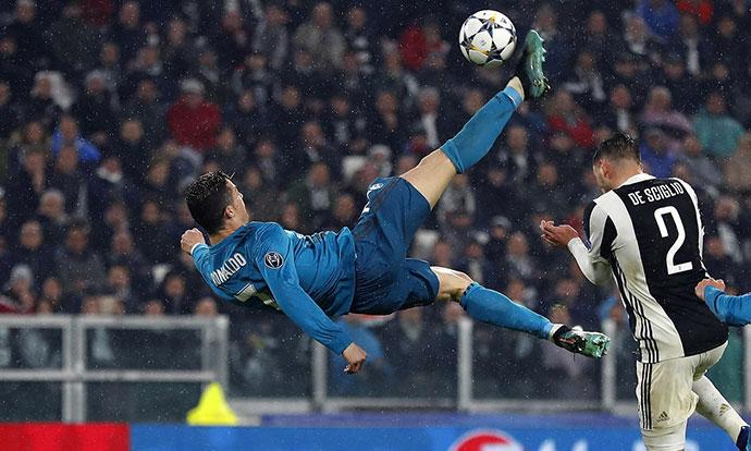 УЕФА ги објави номинациите за гол на сезоната