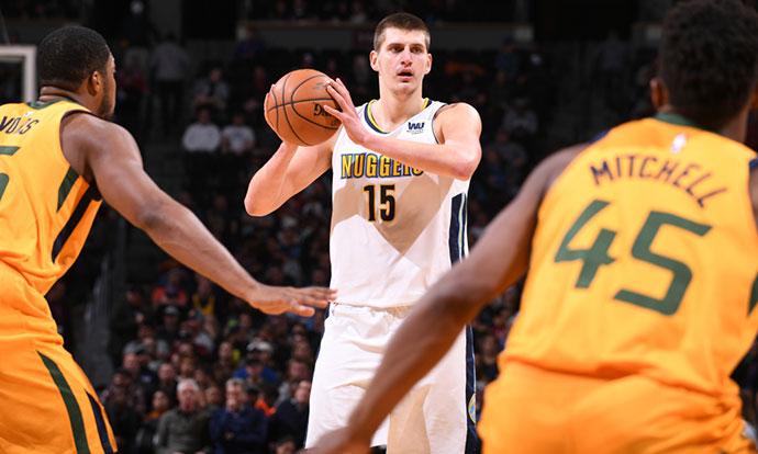 Најкреативни играчи во НБА: Никола Јокиќ во елитно друштво