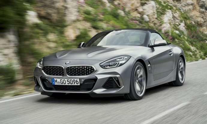 BMW Z4: Елеганција на четири тркала