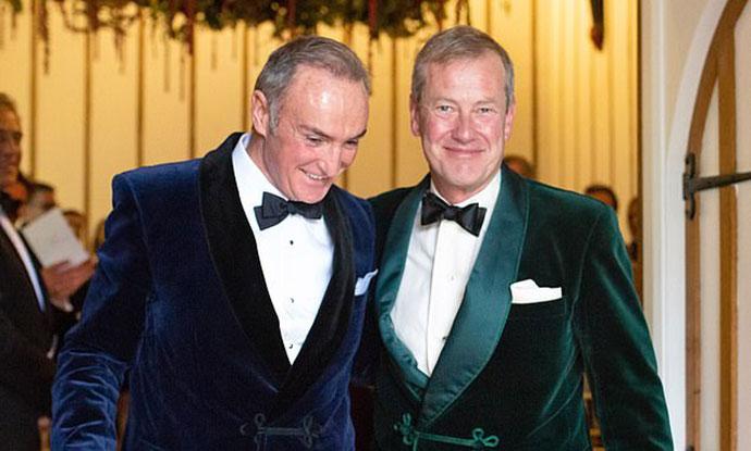 Прв геј брак во британското кралско семејство