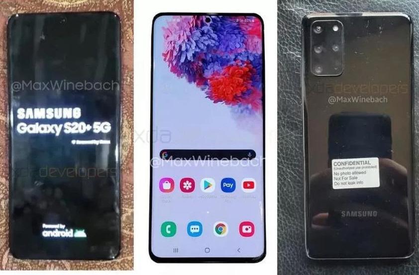 Следниот флегшип смартфон на Samsung ќе се вика Galaxy S20