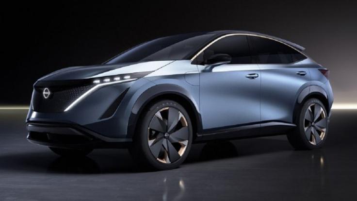 Nissan го претстави новиот систем 4x4 за електрични возила