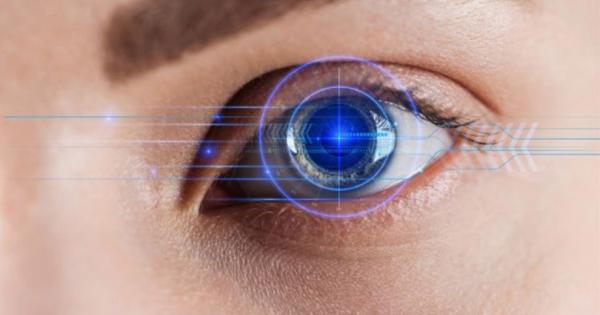 Кибер-окото функционира исто како човечкото око