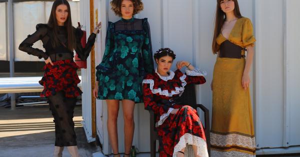 [Дигитален Моден викенд Скопје] Блерта Османи е новата надеж на македонската модна сцена