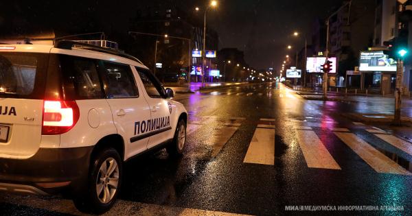 Чулев: 104 лица не ја почитувале забраната за движење, приведени се 76 лица