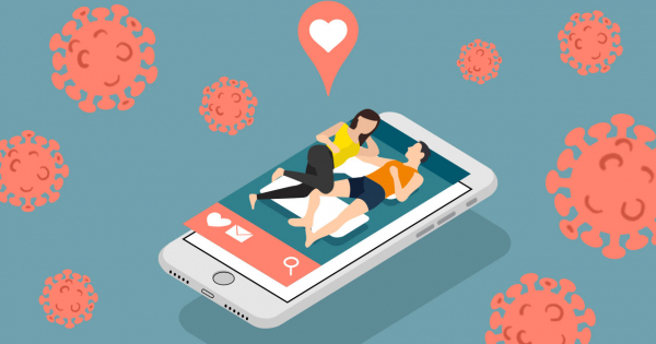 Љубов во време на корона: Дали би излегле на прв состанок во пандемија?