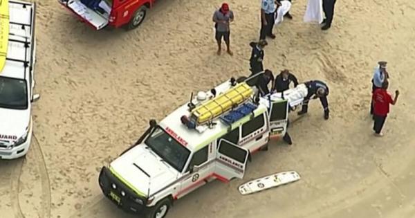 Голема бела ајкула усмрти сурфер во Австралија