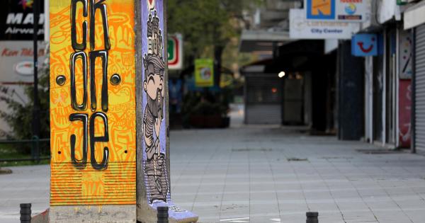Скопје официјално доби ѕидови на кои легално ќе се цртаат графити