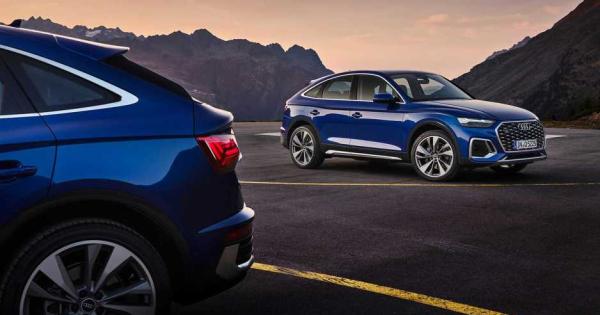 Audi го претстави новиот Q5 Sportback