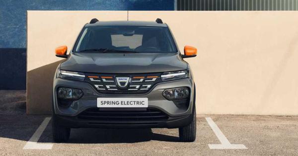 Dacia го претстави Spring Electric – најевтиниот електричен модел во Европа