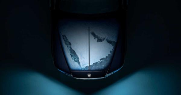 Кога веќе нарачуваш специјален Rolls Royce, направи го ваков
