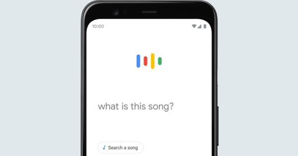 Не ти текнува на песната? Запеј му на Google!