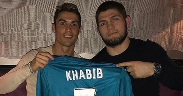 Роналдо со поддршка за Хабиб: Секако дека мојот брат ќе победи