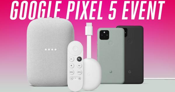 Настанот на Google во шест минути: Што сè претстави гигантот?