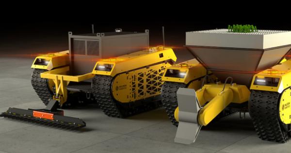 Овие роботи можат да засадат цела шума за еден ден