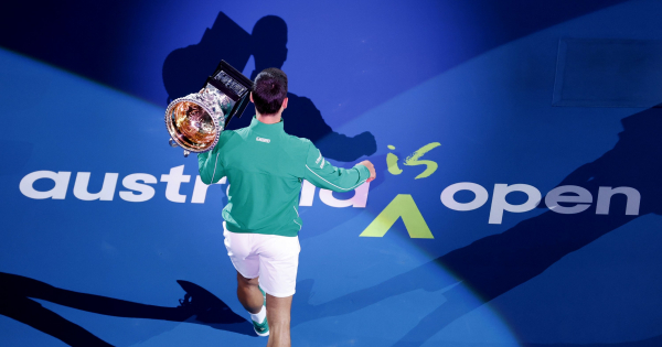 Тешки казни и правила за Австралија Oпен: Апсењето тенисери е опција