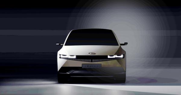 Hyundai објави тизери за електричниот SUV Ioniq 5