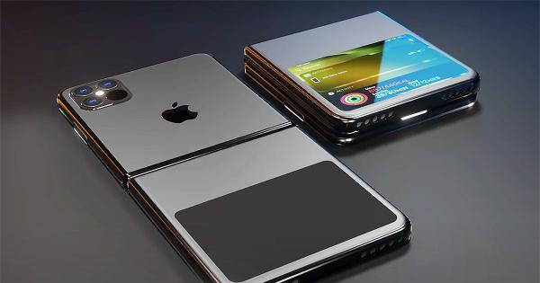 Apple развива флип-екран за iPhone