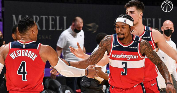 Вашингтон му го нанесе третиот пораз во низа на Лејкерс