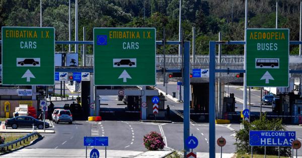 Актуелните мерки за влез во Грција продолжени за уште една недела