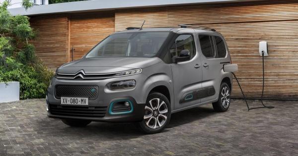 Citroën го претстави електричниот Berlingo, наскоро во продажба