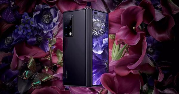 Конечно: Вака изгледа смартфонот на преклоп Huawei Mate X2