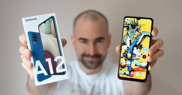 Сè што треба да знаете за Samsung Galaxy A12