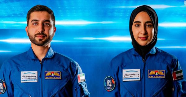Нура ал Матруши влезе во историјата како првата арапска астронаутка