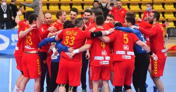 Македонските ракометари со триумф над Швајцарија го прославија пласманот на ЕП