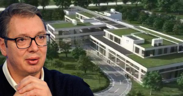 Како ќе изгледа фабриката за вакцини во Србија?