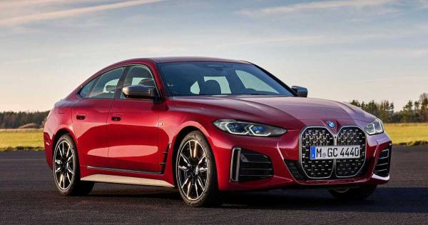 BMW го претстави новиот Gran Coupé од Серија 4