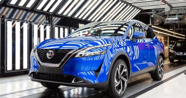 Започна производството на новиот Nissan Qashqai