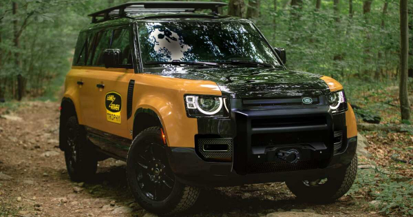 Land Rover го претстави моделот Defender Trophy Edition