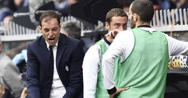 Алегри уште е лут: Ако Бонучи сака капитенска лента, нека си купи