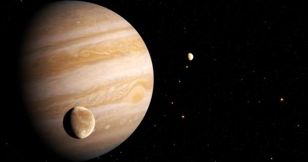 Телескопот Hubble откри докази за испарување на вода на месечина на Јупитер