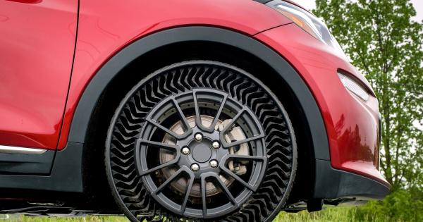 """Кога ќе видиме """"безвоздушни"""" гуми на патиштата?"""