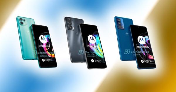 Рендерите го открија изгледот на Motorola Edge 20, Edge 20 Pro и Edge 20 Lite