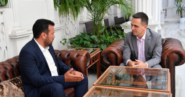 Заев и Касами договорија соработка за претстојните локални избори