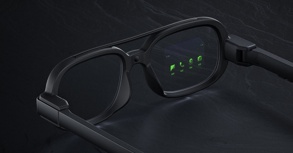 Xiaomi го претстави концептот за паметни очила со MicroLED екран