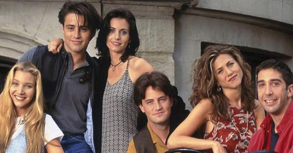 """22 септември 1994, беше прикажана првата епизода од култните """"Friends"""""""